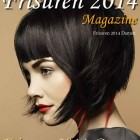 Frisurentrends damen 2014