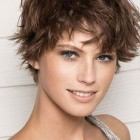 Kurzhaarfrisuren locken damen bilder