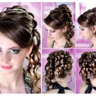 Party frisuren langes haar
