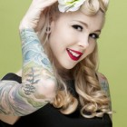 Rockabilly frauen frisuren