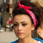 Rockabilly frisuren bandana