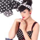 Rockabilly frisuren tuch