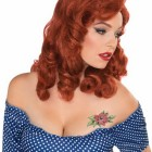 Rockabilly locken