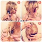 Frisuren tutorials