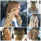 Blond trends 2018