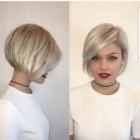 Frisuren halblang blond 2018