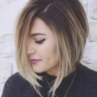 Mode frisuren 2018 frauen