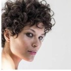 Kurzhaarfrisuren locken 2019 damen
