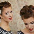 Kurzhaarfrisuren rockabilly