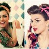 Rockabilly damen frisuren