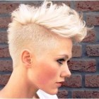 Faux hawk damen