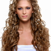 Locken blond