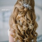 Konfirmations frisuren locken