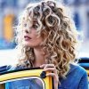 Frisurentrends locken 2020